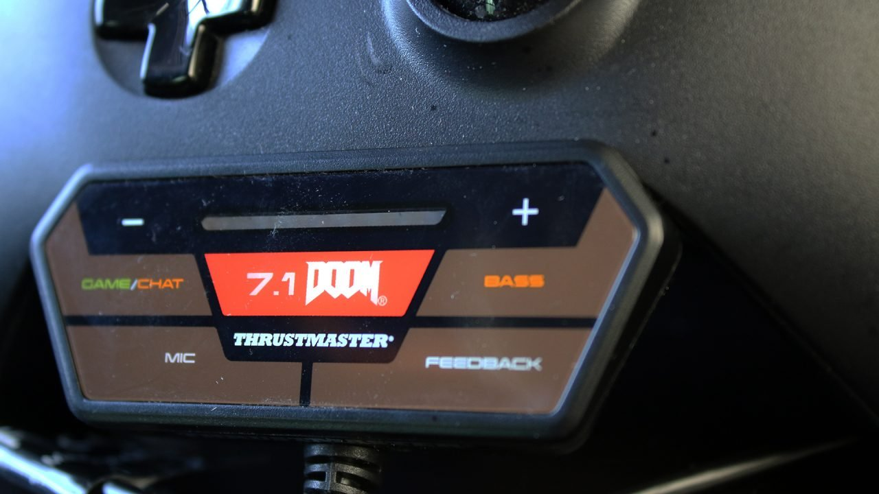 Thrustmaster Y-350X 7.1 Powered Doom Edition (Headset) Review 2