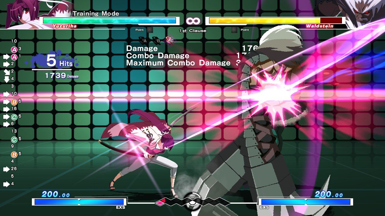 Under Night In-Birth Exe:Late (PC) Review 2