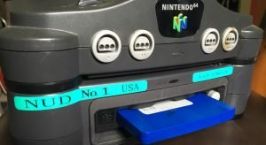 US Version of Nintendo 64DD Surfaces 1