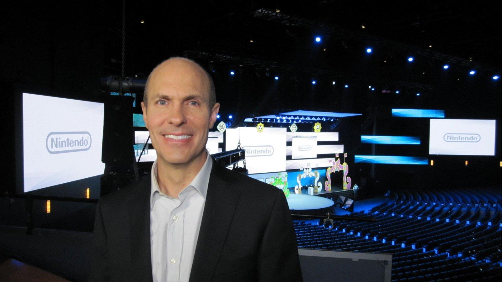 VP Of Sales And Marketing, Scott Moffitt, Leaves Nintendo 1