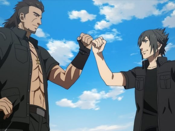 "Watch Brotherhood: Final Fantasy XV - Episode 3: ""Sword and Shield"" Here"