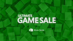 Xbox Ultimate Game Sale is live!
