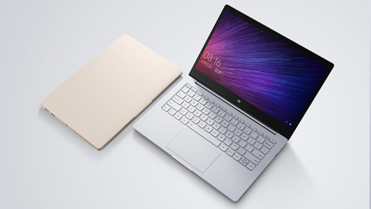 Xiaomi Announces Mi Notebook Air Laptop and Stylish New Redmi Pro 4
