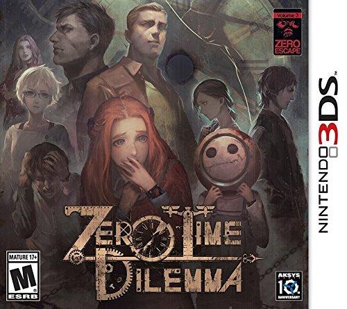 Zero Time Dilemma (3DS) Review 8