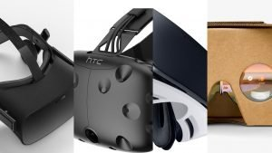 A Side By Side Comparison of VR Technologies 6