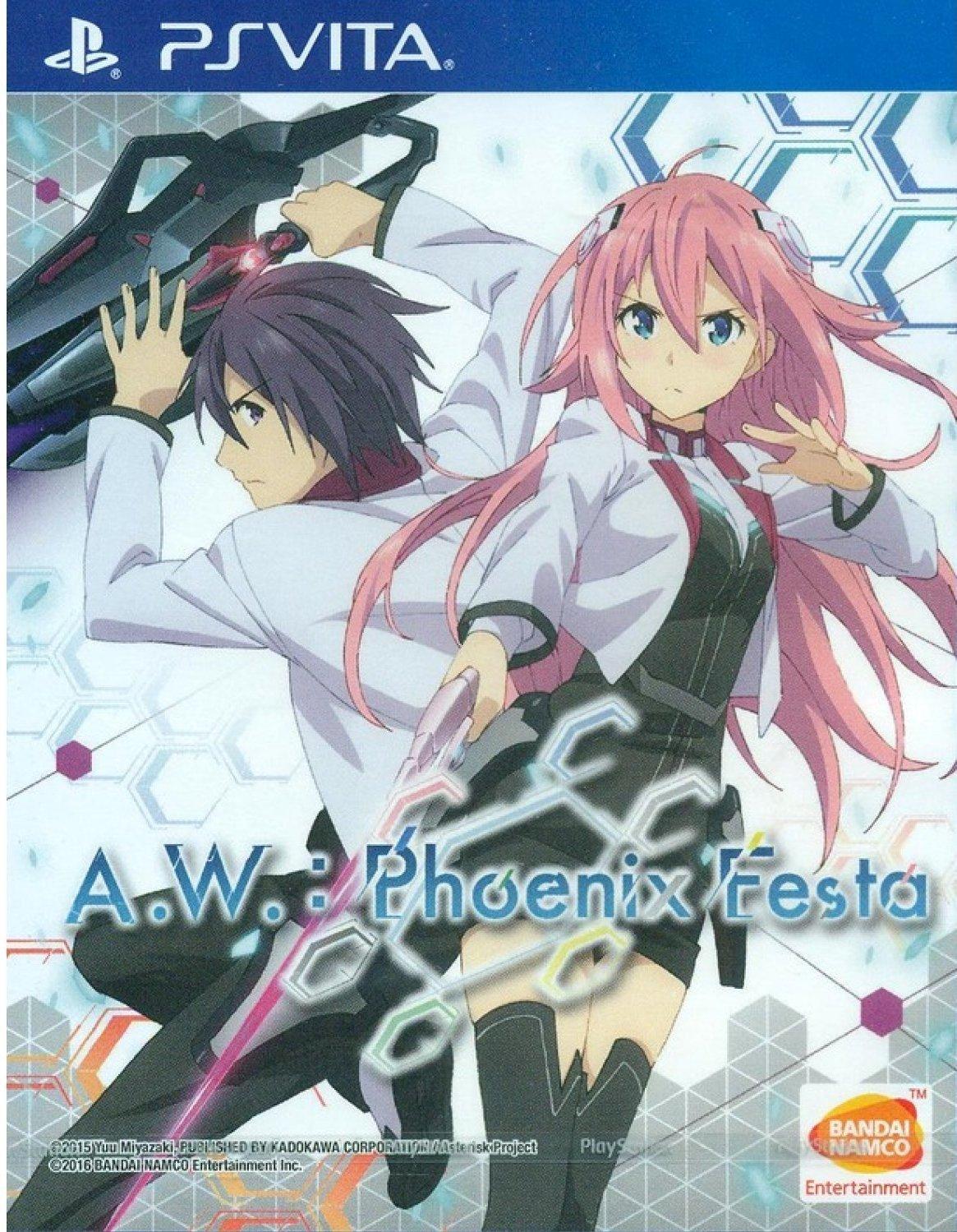 A.W. Phoenix Festa (PS Vita) Review 2