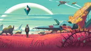 An Overview Of No Man's Sky Giant Day One Update