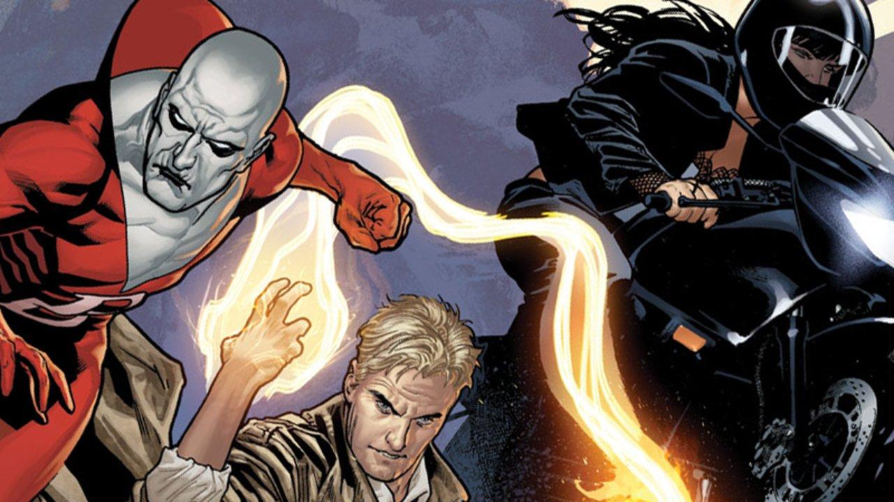 Justice League Dark Universe Receives New Director