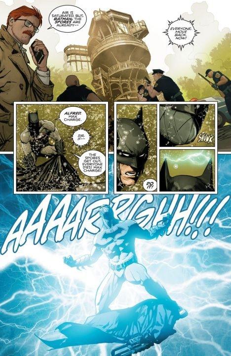 Batman Rebirth #1 (Comic) Review 3