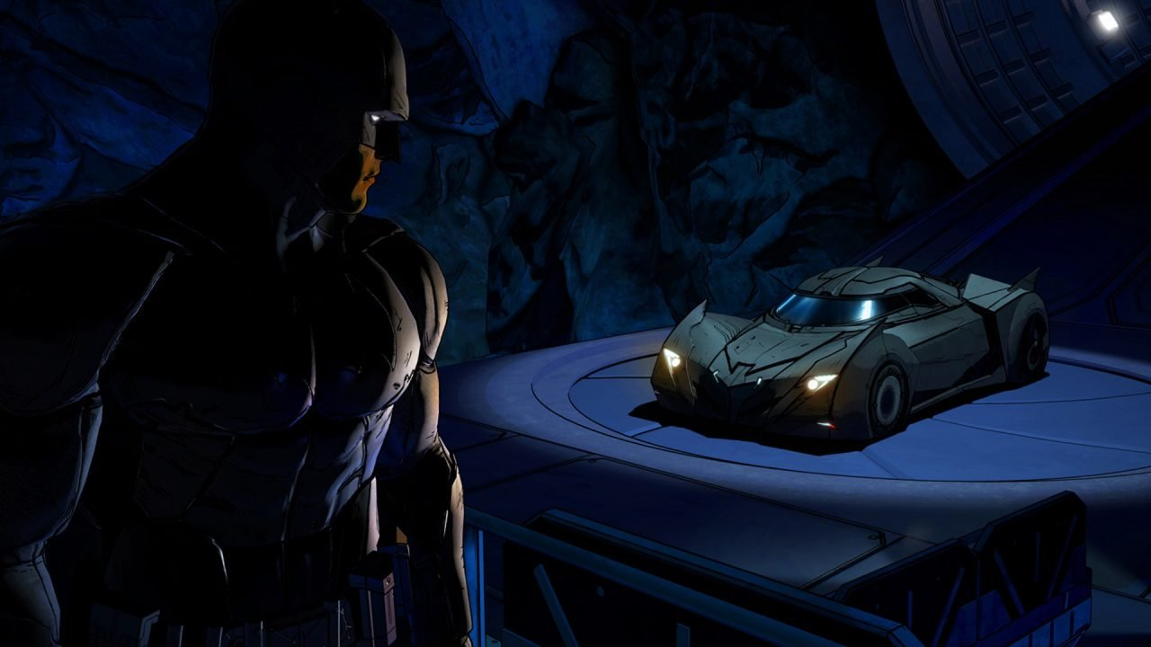 Batman: The Telltale Series - Episode One (PS4) Review 2