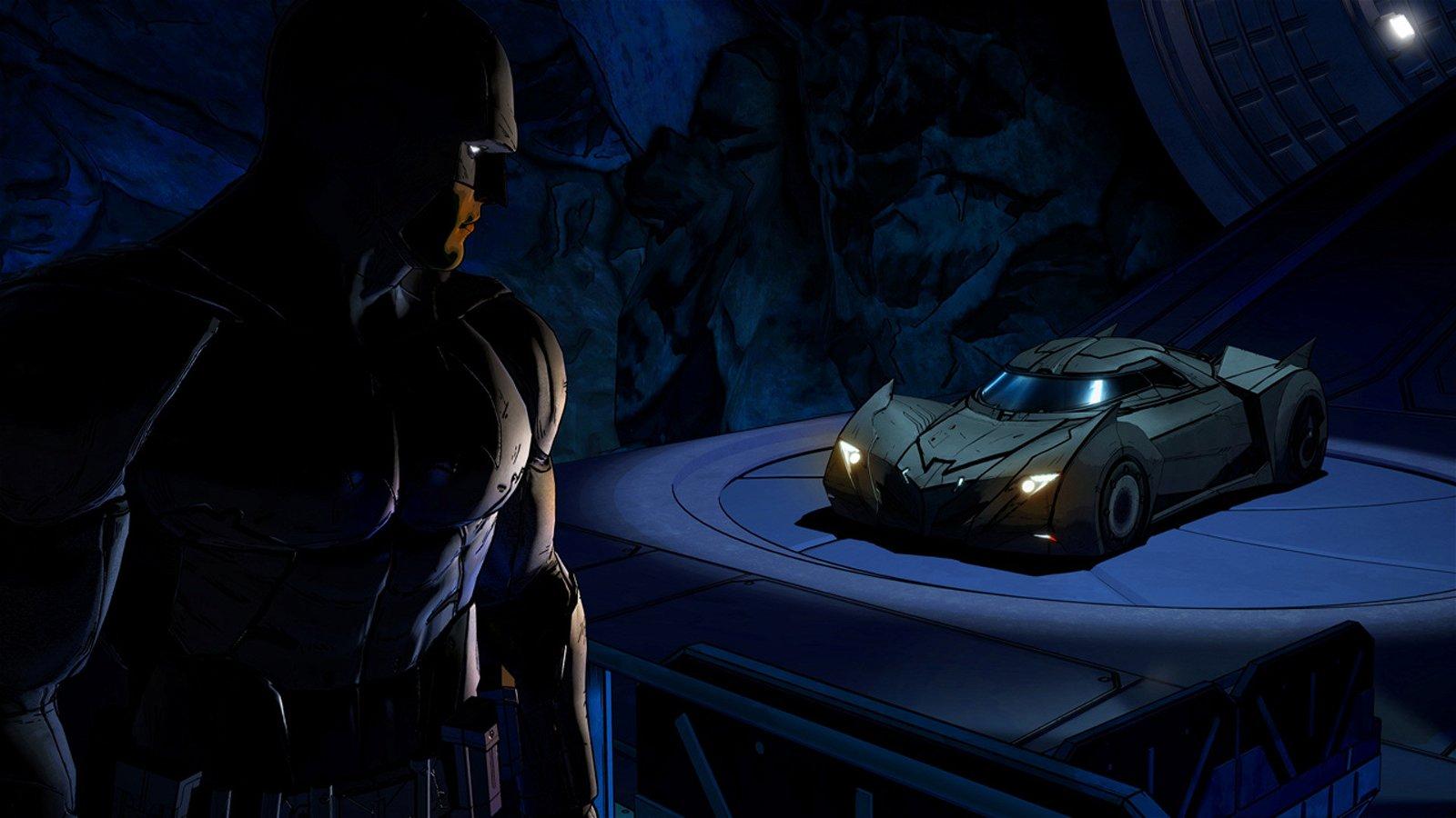 Batman: The Telltale Series - Episode One (Ps4) Review 2