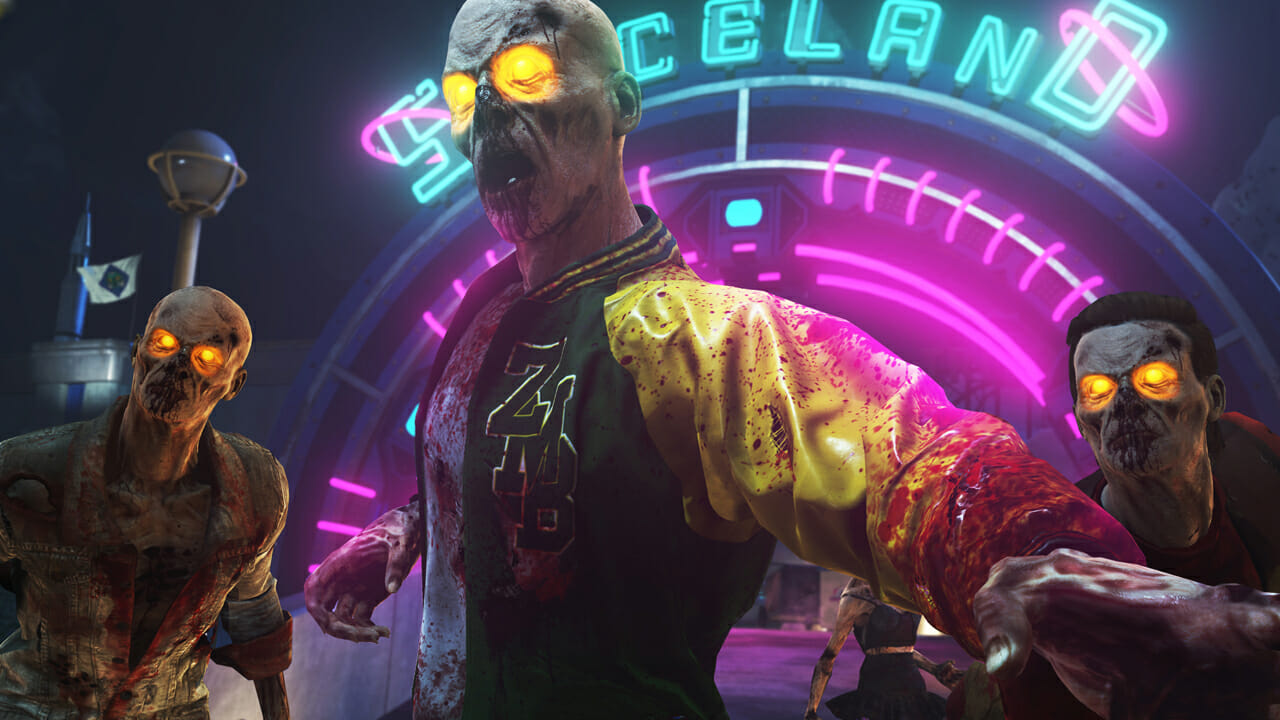 Call of Duty: Infinite Warfare Zombies Mode Goes 80's-Themed