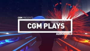 CGM Plays: Audioshield