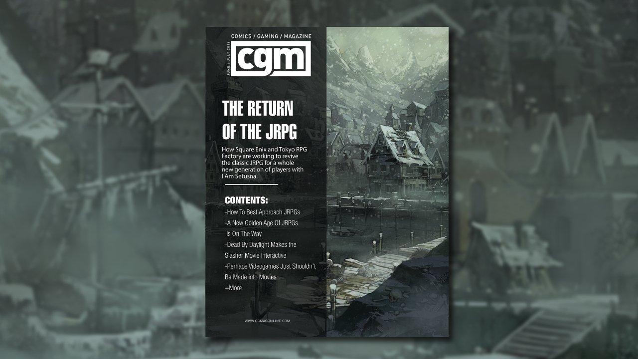 CGMagazine June/July 2016: The Return Of The JRPG 2