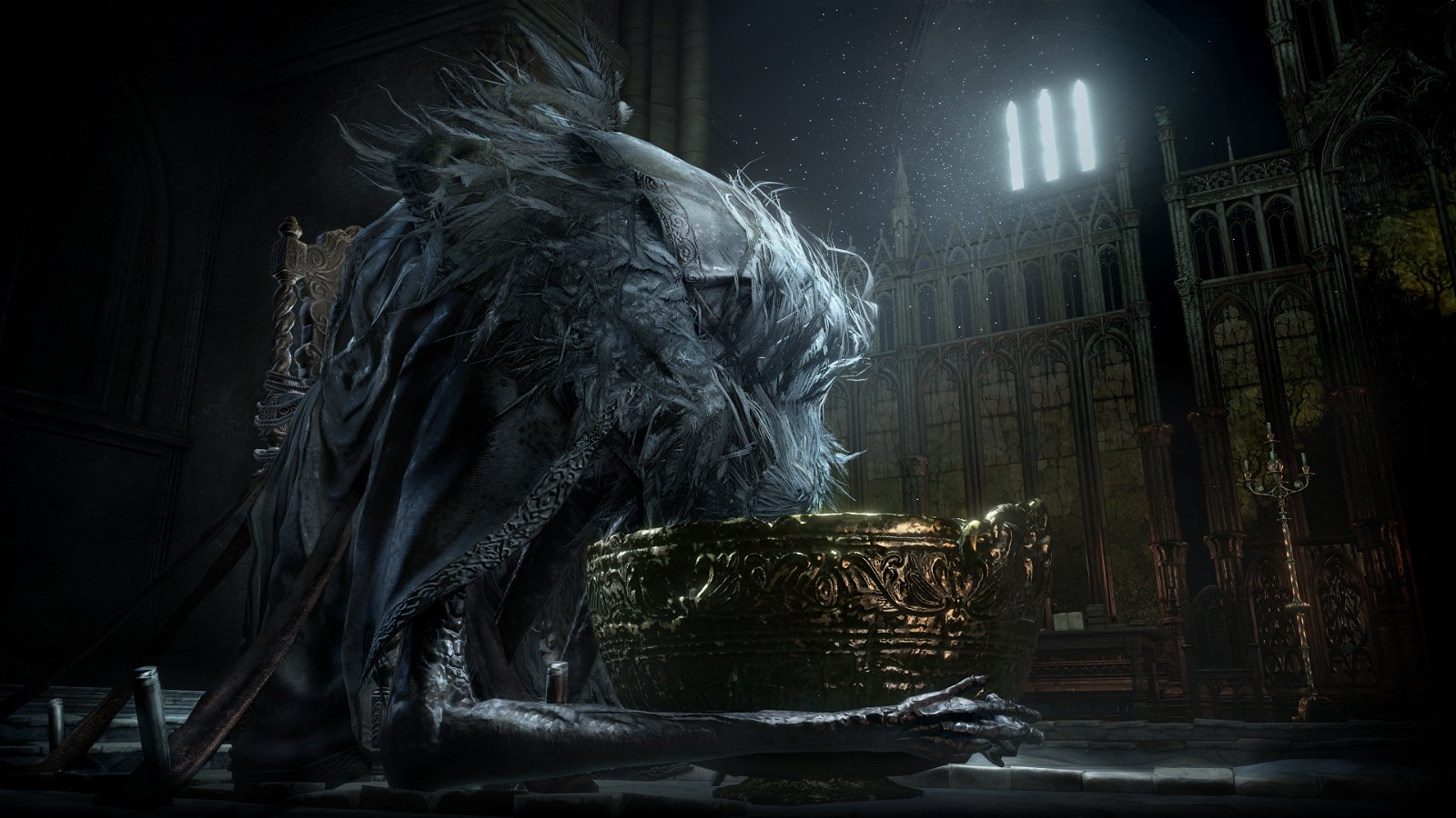 Dark Souls III: Ashes Of Ariandel Launches October 25 1