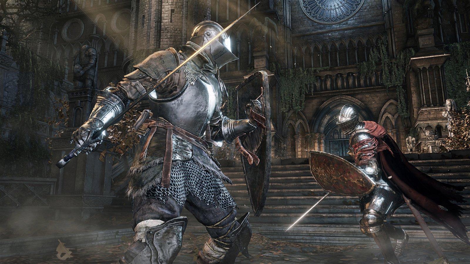 Dark Souls III DLC News Leaked Ahead Of Official Reveal