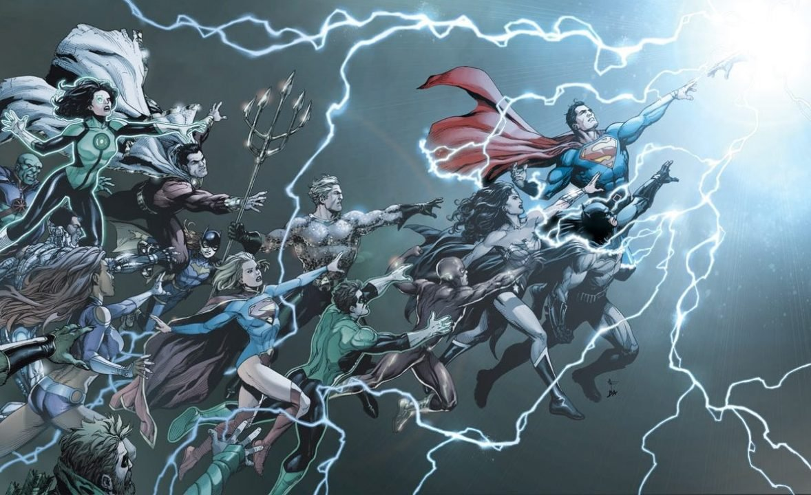 DC Comics and its Newest Rebirth 2