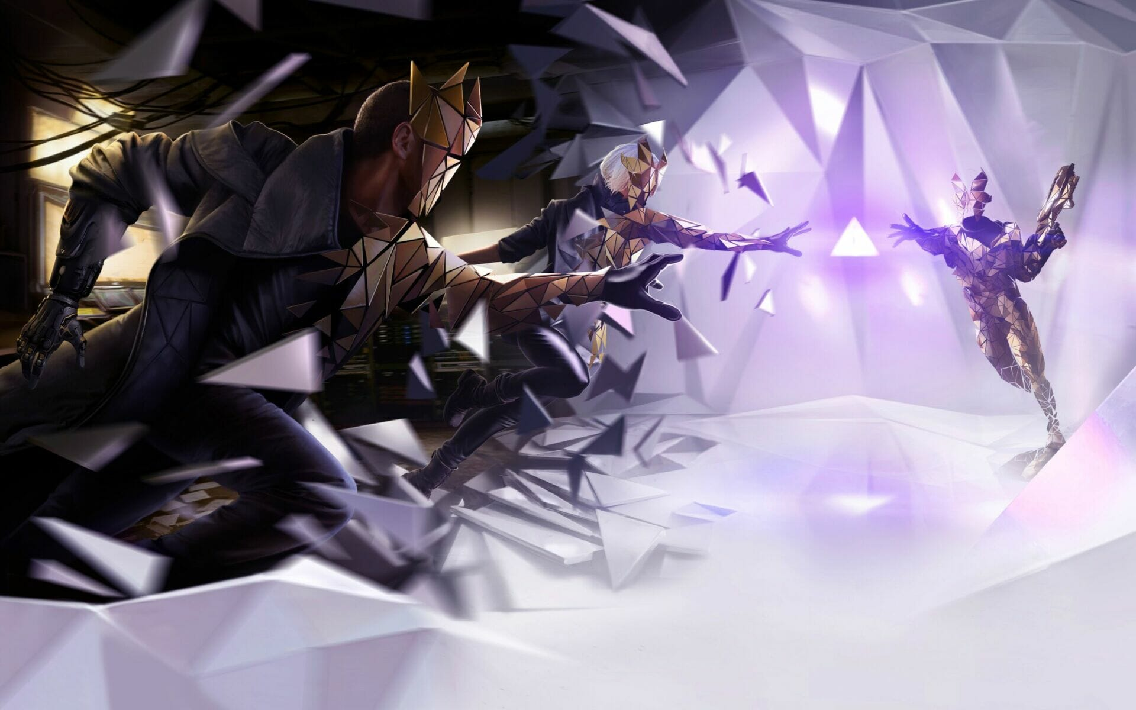 Deus Ex: Mankind Divided season pass unearthed.