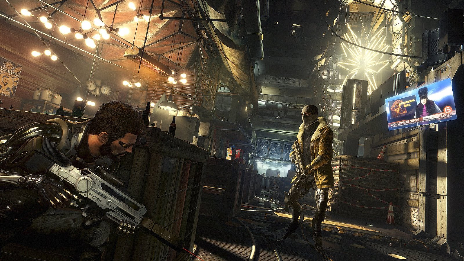 Deus Ex: Mankind Divided (Xbox One) Review 8