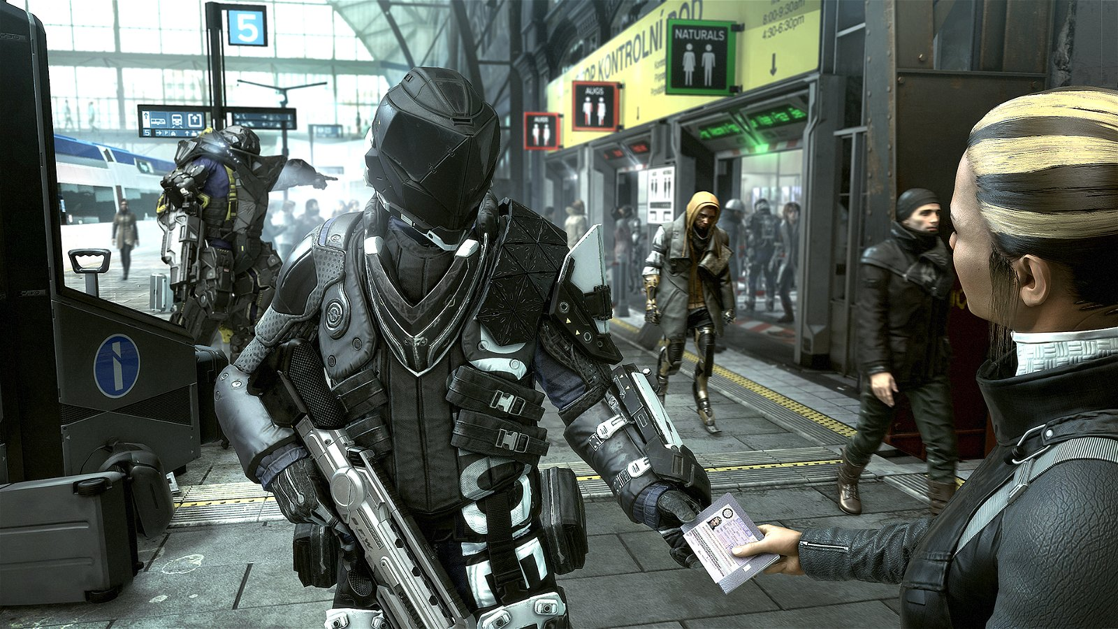 Deus Ex: Mankind Divided (Xbox One) Review 3