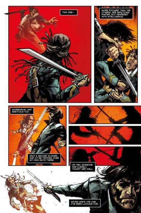 Dishonored #1 (Comic) Review 2