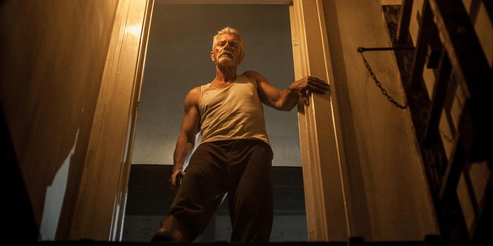 Don't Breathe (Movie) Review 3