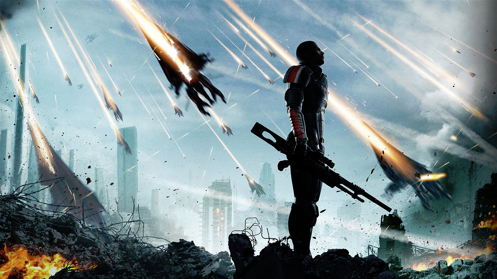 EA Changes its Stance on Remasters, Hints at Mass Effect Remaster 1