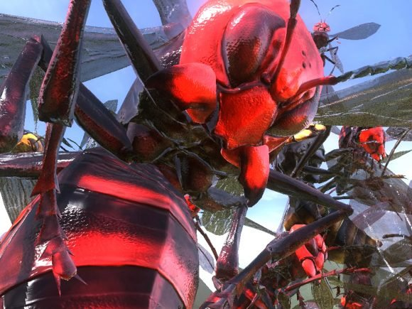Earth Defense Force 4.1: The Shadow of New Despair (PC) Review 7