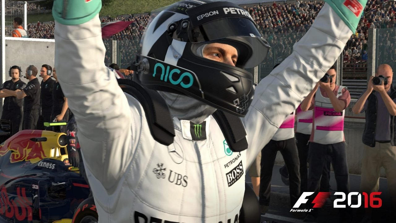 F1 2016 (PS4) Review 3