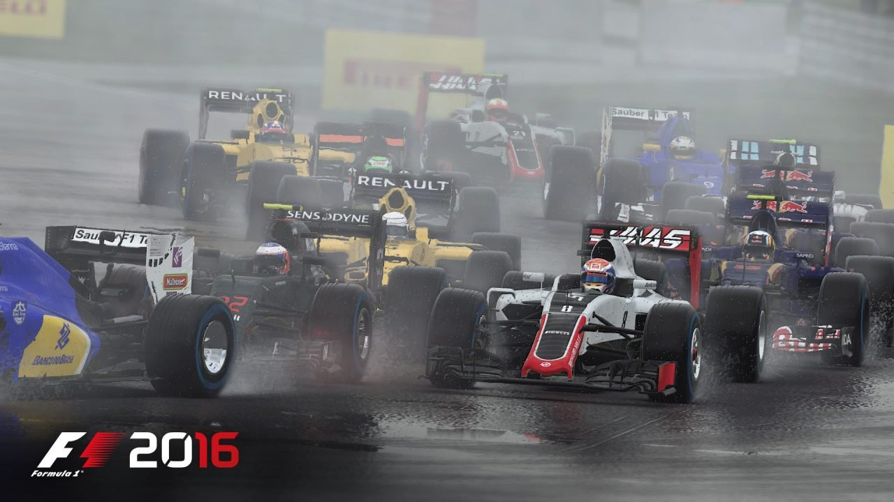 F1 2016 (Ps4) Review 5
