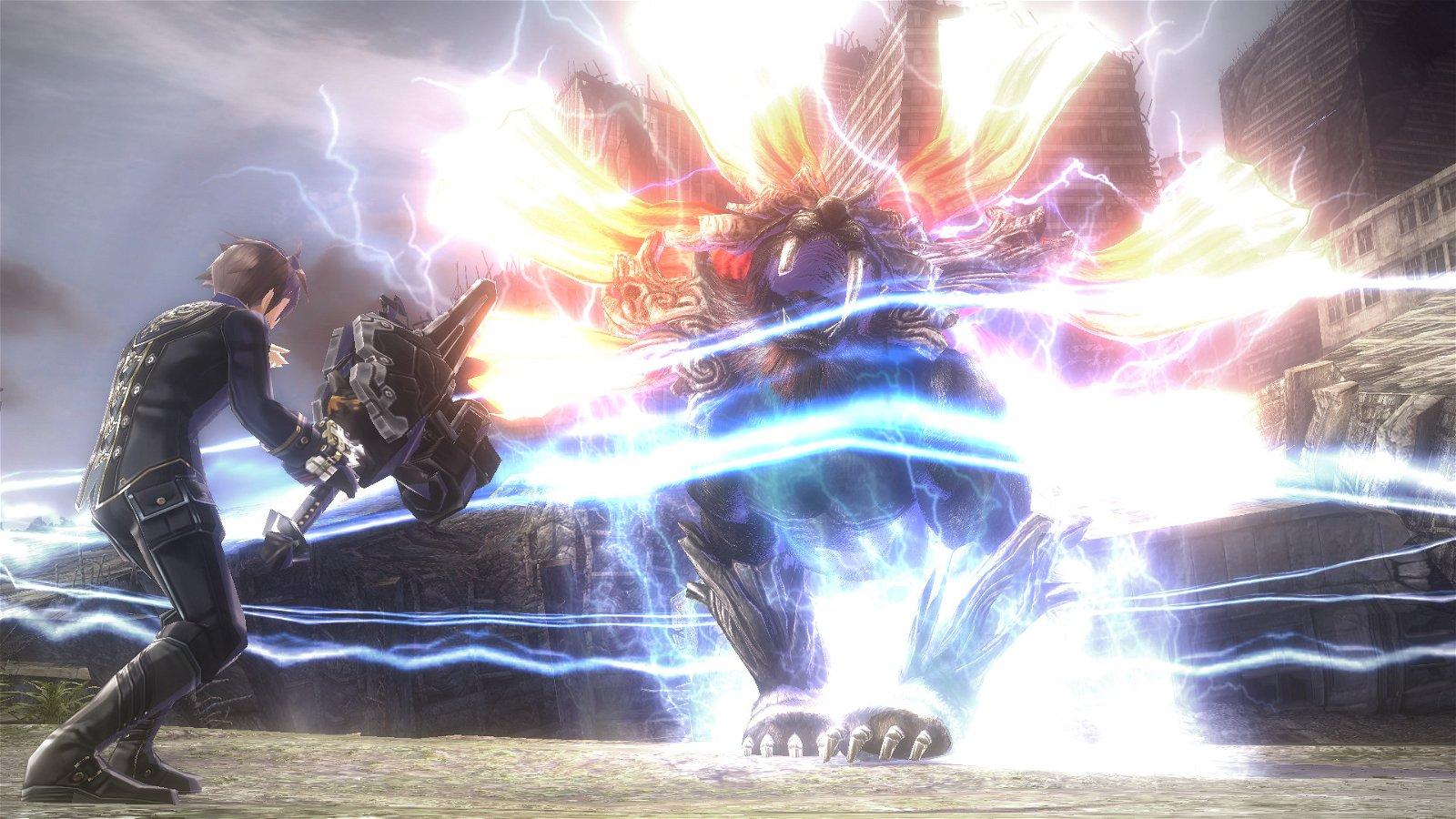 God Eater 2 Rage Burst (Pc) Review 4