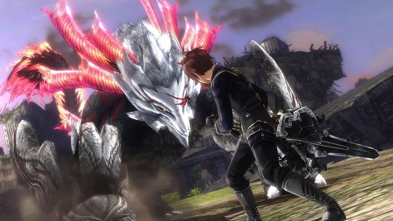 GOD EATER 2 Rage Burst (PC) Review