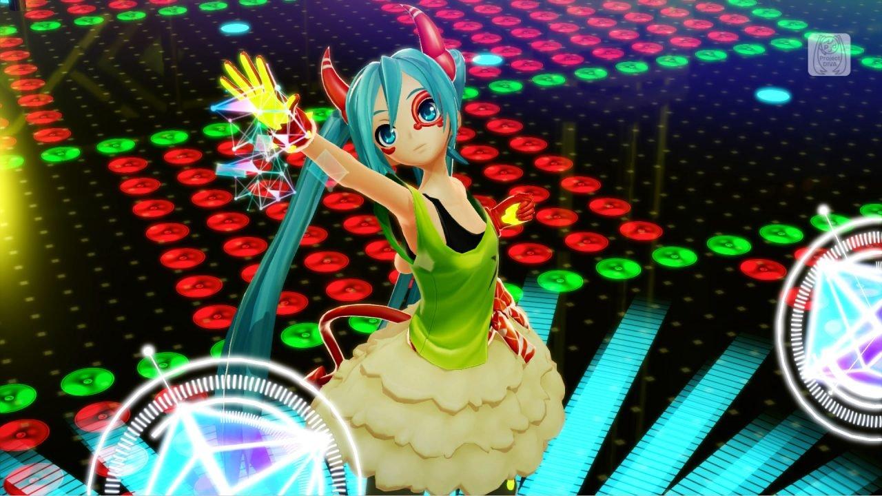 Hatsune Miku Project Diva X (Ps4) Review 2