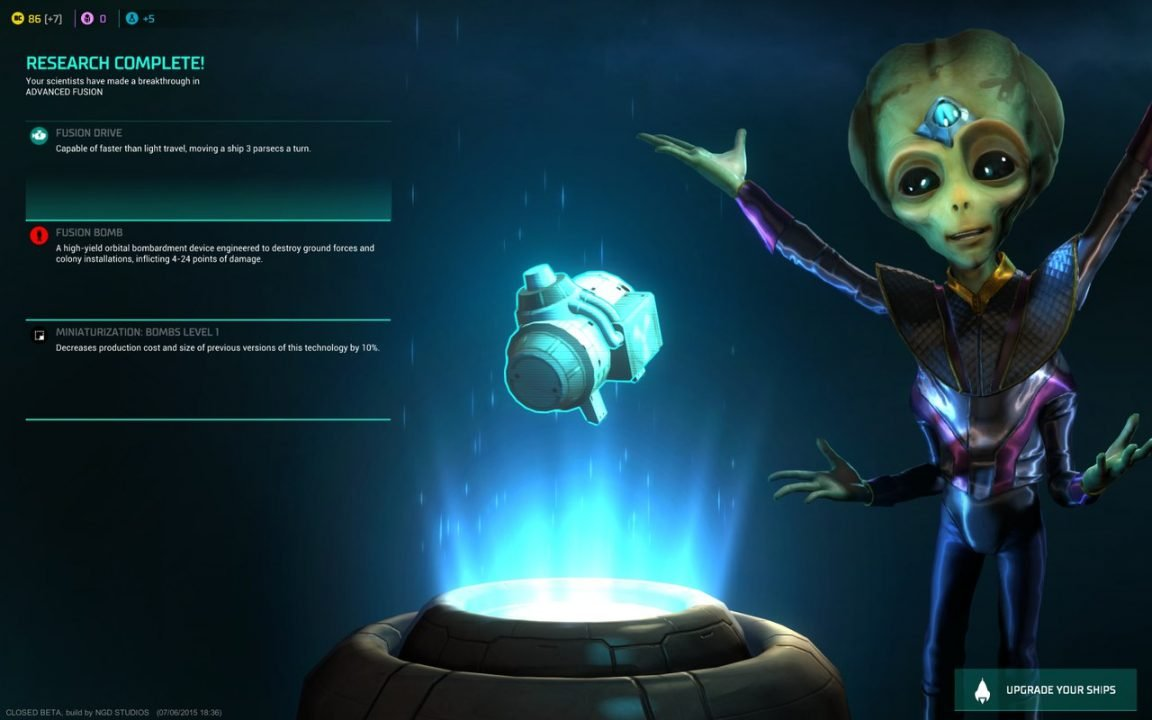 Master Of Orion: Conquer The Stars (Pc) Review 7