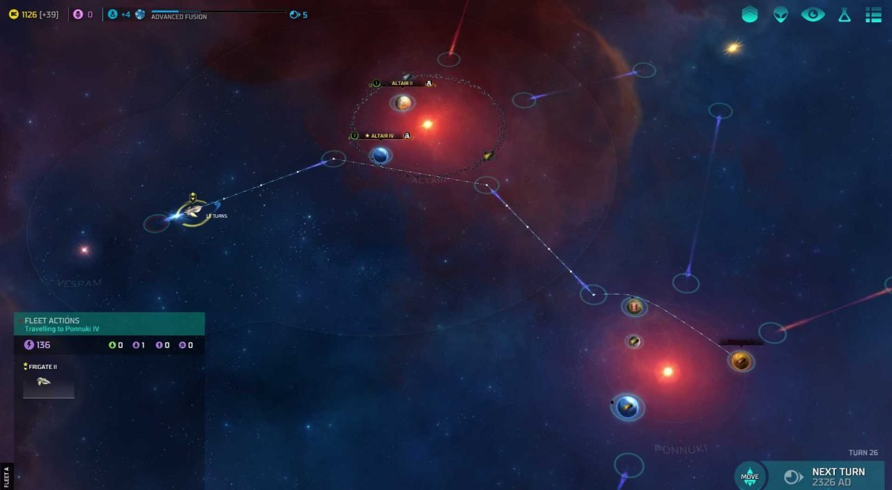 Master Of Orion: Conquer The Stars (Pc) Review 8