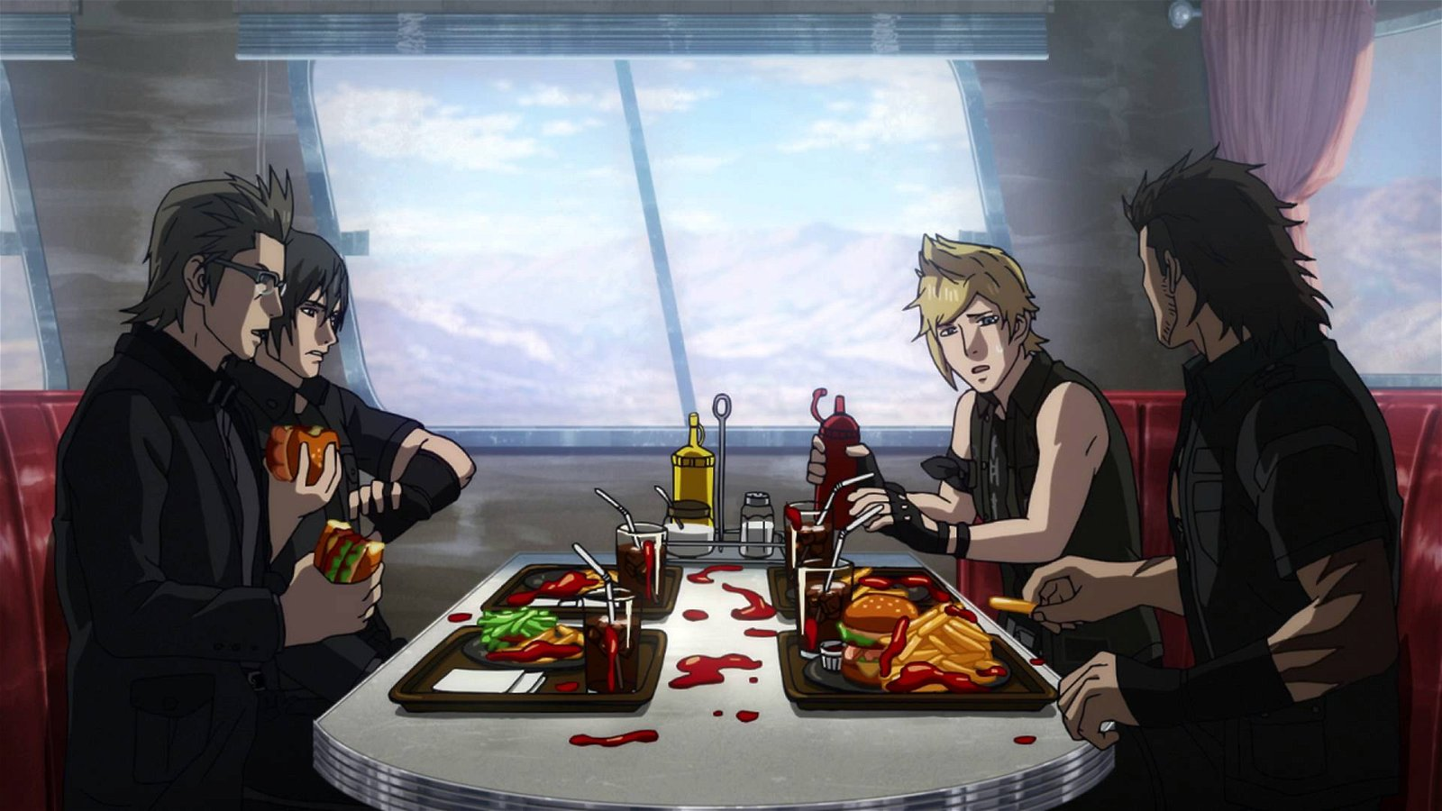 Square Enix Releases Fourth Episode of Brotherhood: Final Fantasy XV Anime