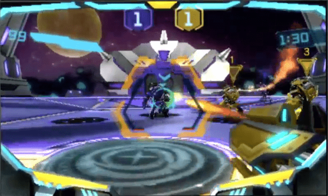 Metroid Prime: Federation Force (3Ds) Review 6