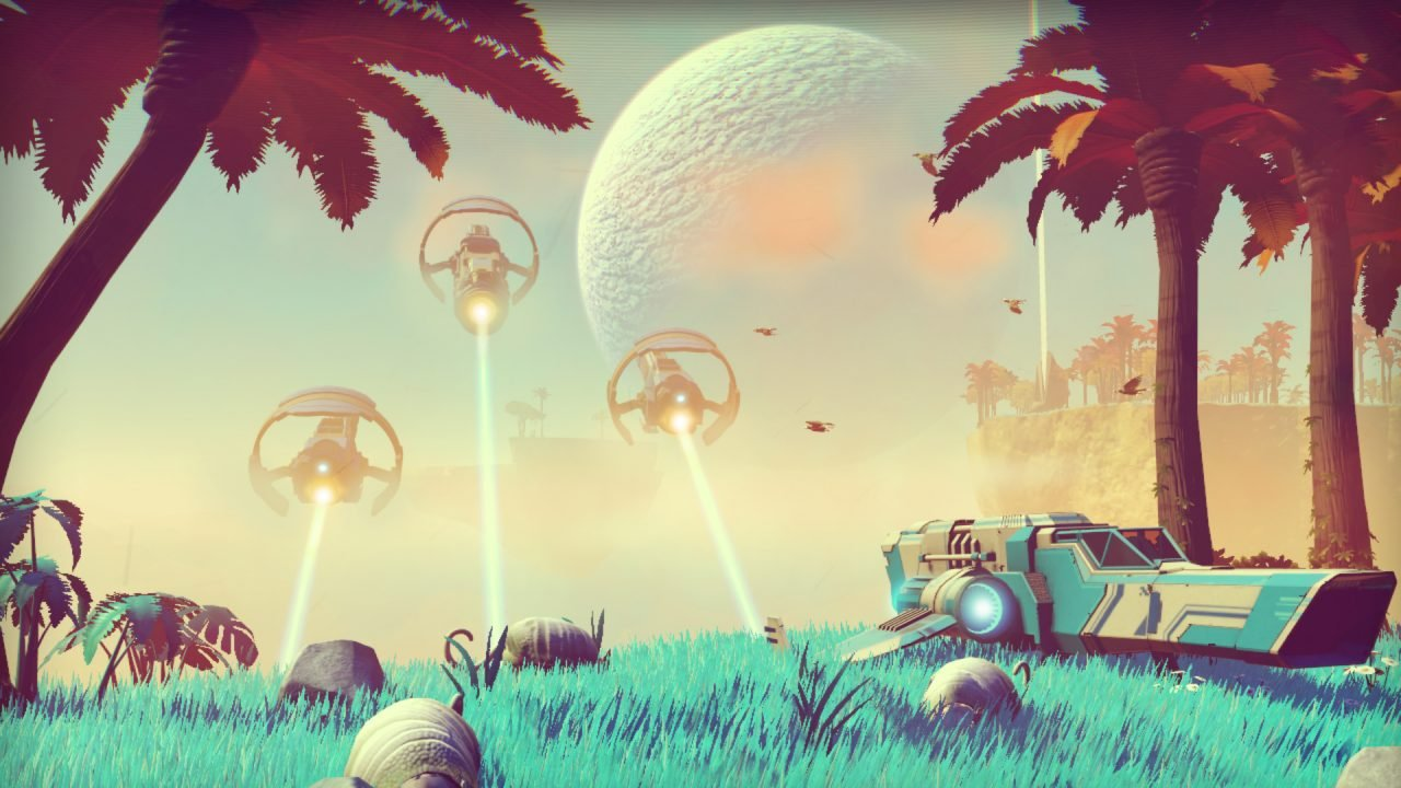 No Man's Sky PC Release Plagued By Technical Issues 1