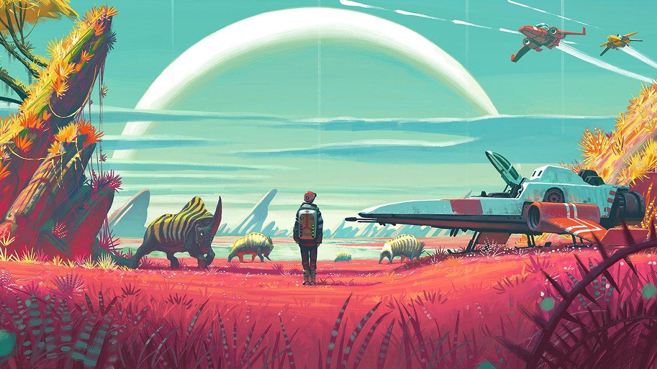 No Man's Sky (PS4) Review 9
