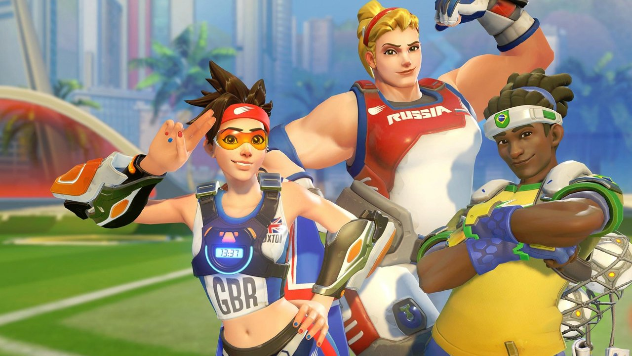 Overwatch Launching Limited Time Olympics Event 1