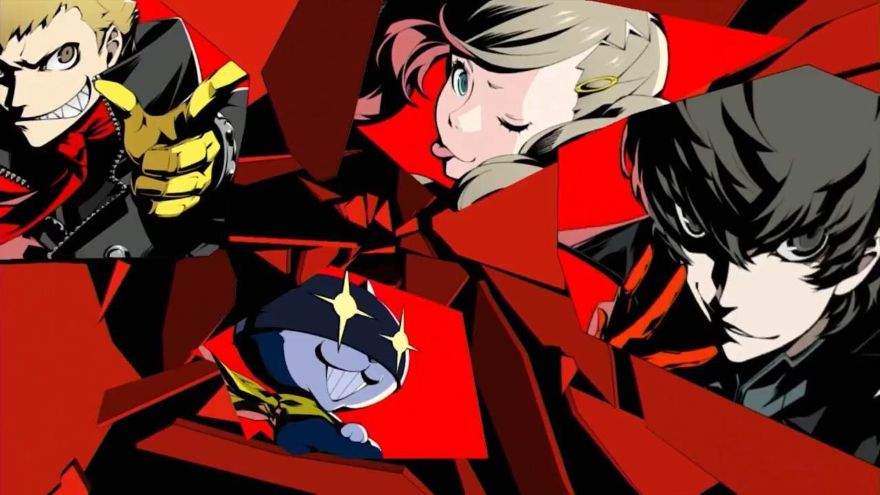 Persona 5 Gets European Release Date