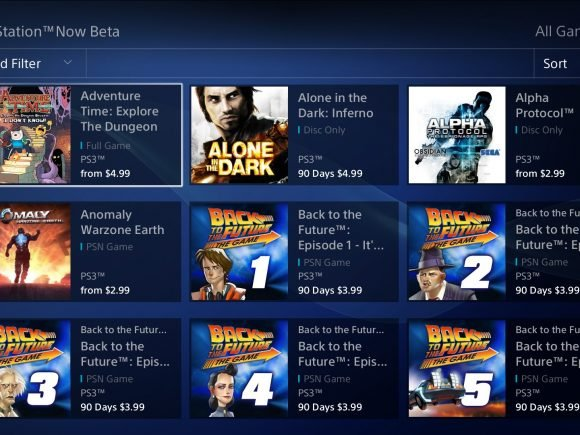 PS Now Expected on European PCs, North America to Follow