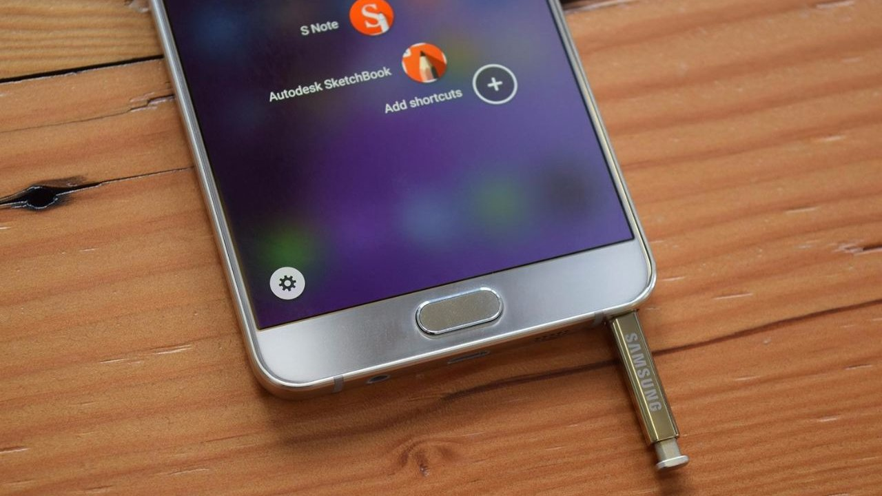 Samsung Announces Galaxy Note 7, Arrives in August 1