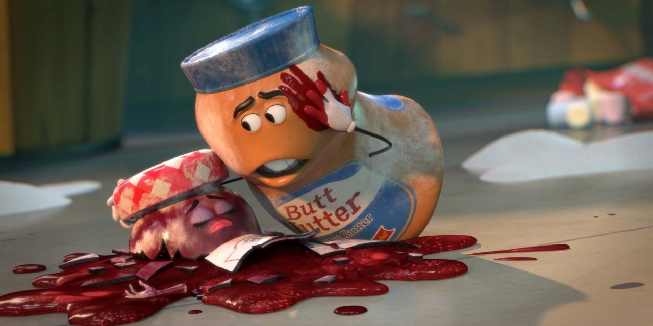 Sausage Party (Movie) Review 4