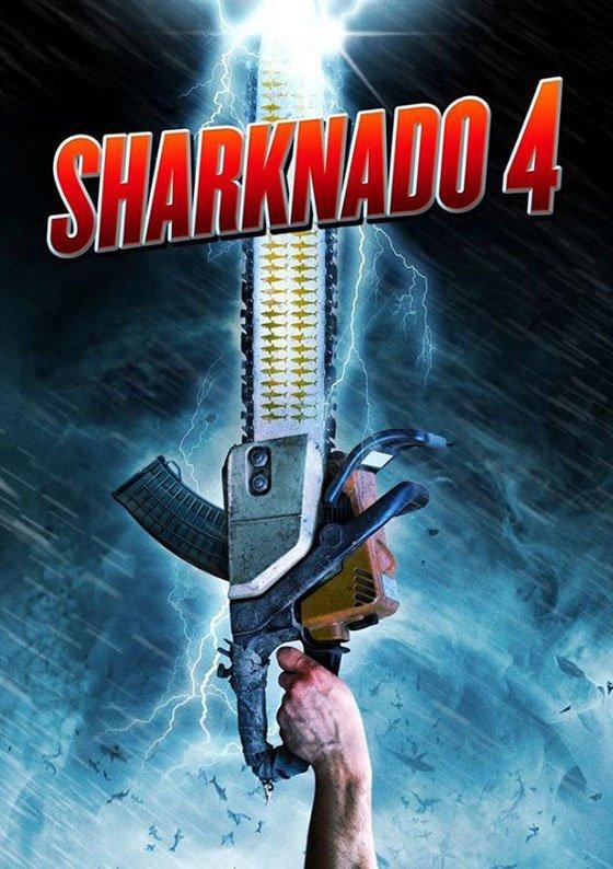 Sharknado 4 (Movie) Review 10