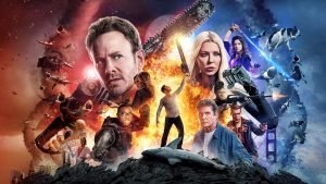 Sharknado: The 4th Awakens (Movie) Review