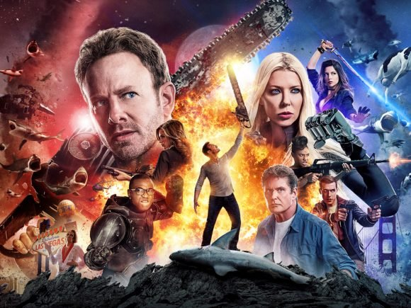 Sharknado 4 (Movie) Review