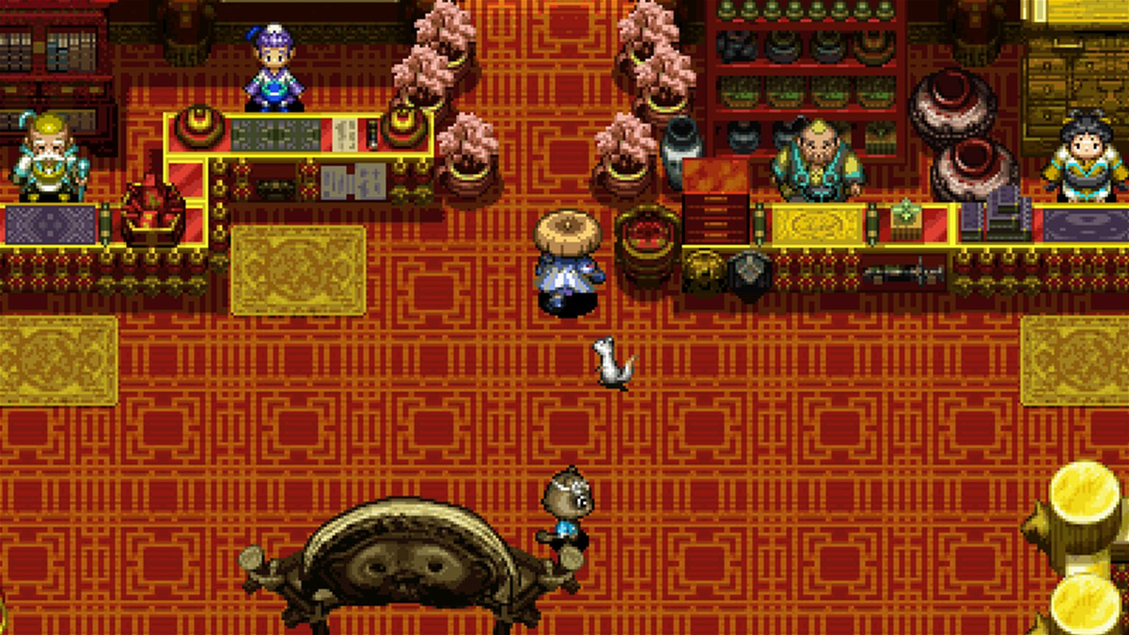 Shiren the Wanderer: The Tower of Fortune and the Dice of Fate (PS Vita) Review 2