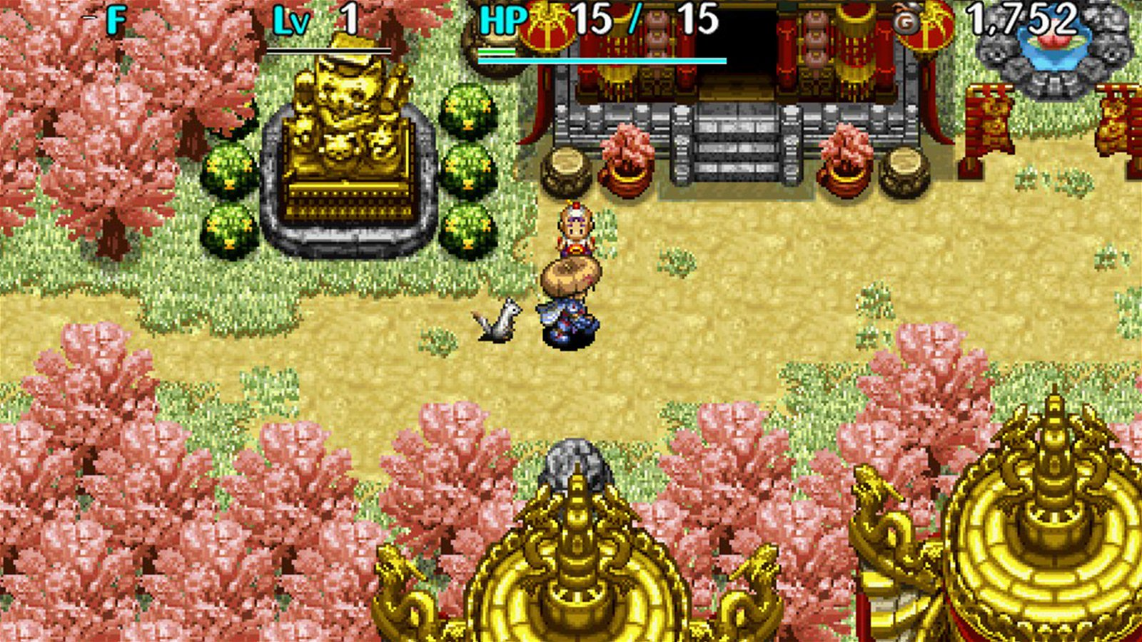 Shiren The Wanderer: The Tower Of Fortune And The Dice Of Fate (Ps Vita) Review 5