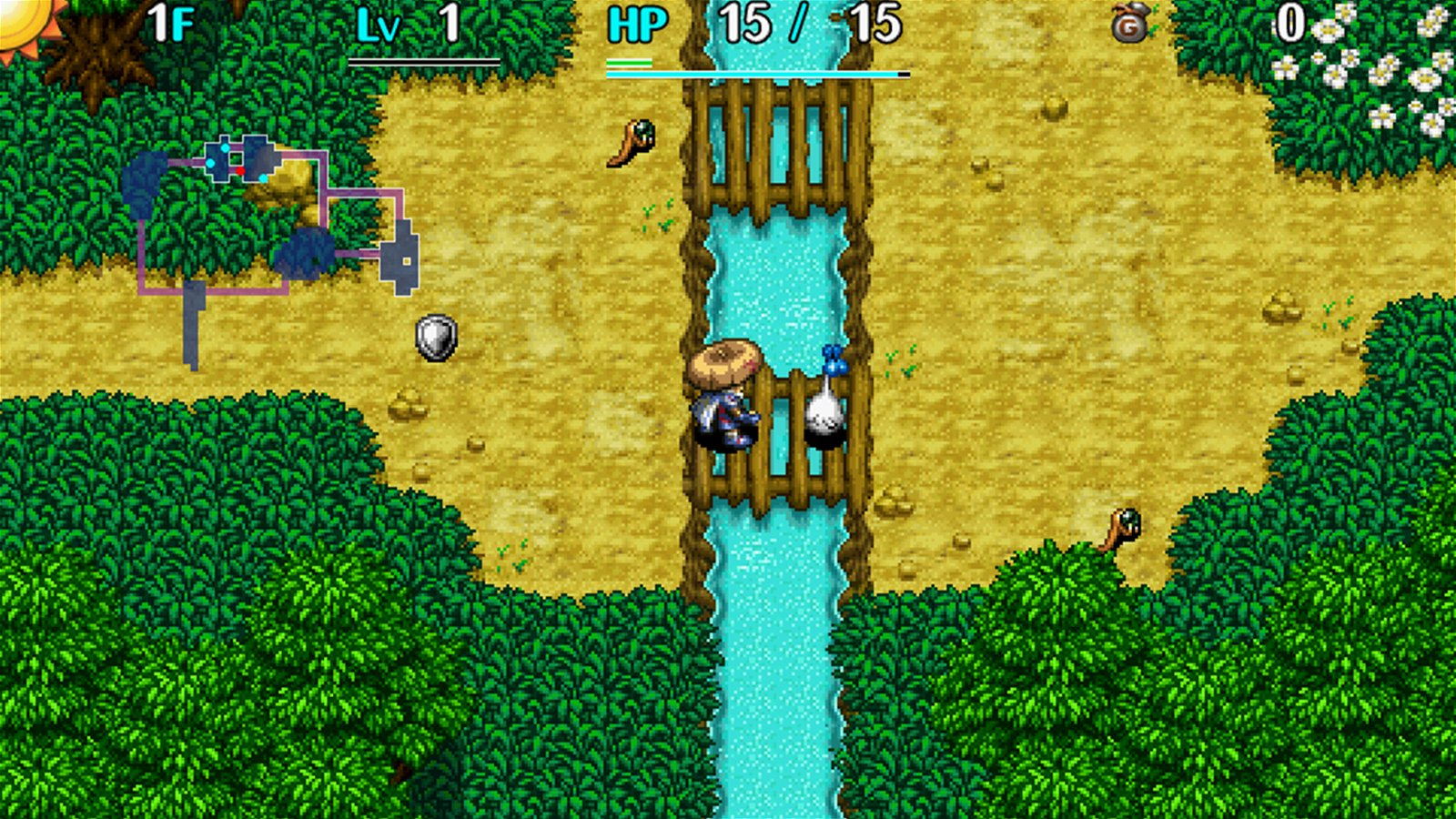 Shiren The Wanderer: The Tower Of Fortune And The Dice Of Fate (Ps Vita) Review 6